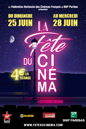 Fête du cinéma 2017
